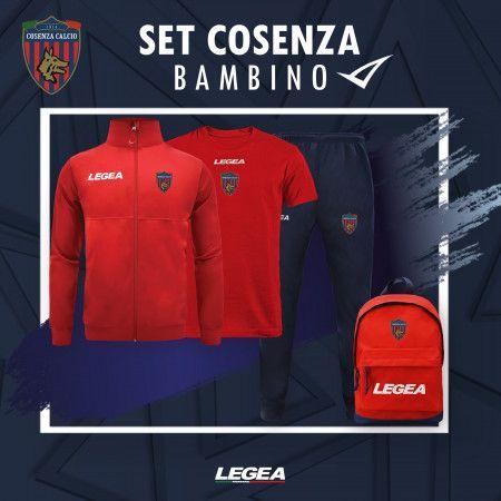 SET COSENZA BAMBINO